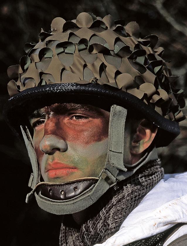 Focus sur la marque Balsan dans le secteur de l'armée.