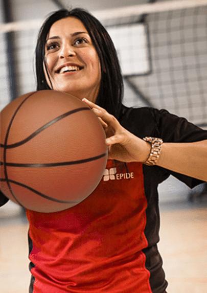 Photographie de l'uniforme EPIDE dédié aux activités sportives.