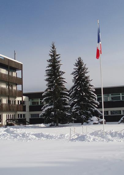 Photographie d'un centre de l'EPIDE