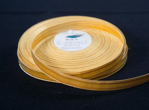 Photographie d'une bobine de ruban réalisée par BBA.