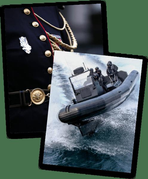 Photographie de nouveaux savoir-faire : passementerie, structures marines.